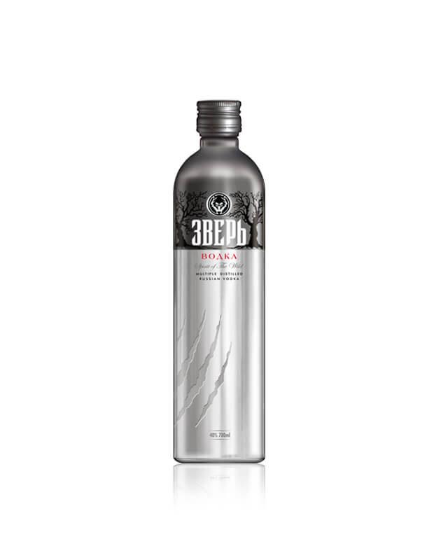 Zver vodka 40% 0,7l-vymena